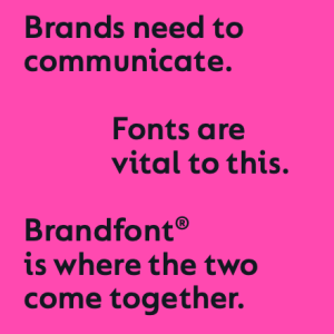 Fontsmith Brandfont image